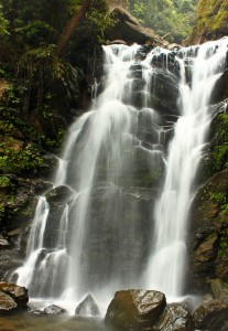 Hanumana Gundi Waterfalls