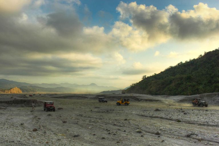 4X4 Ride to Pinatubo