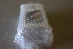 MotoG in Bubble Wrap